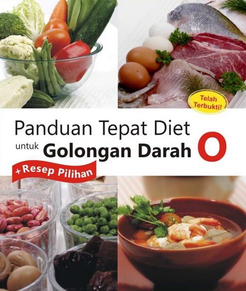 diet golongan darah o