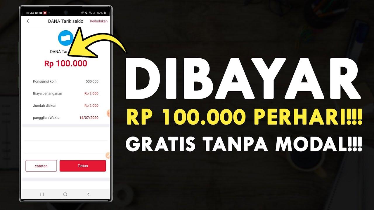 TERBARU Website Aplikasi Penghasil Uang 2021 Langsung Ke ...