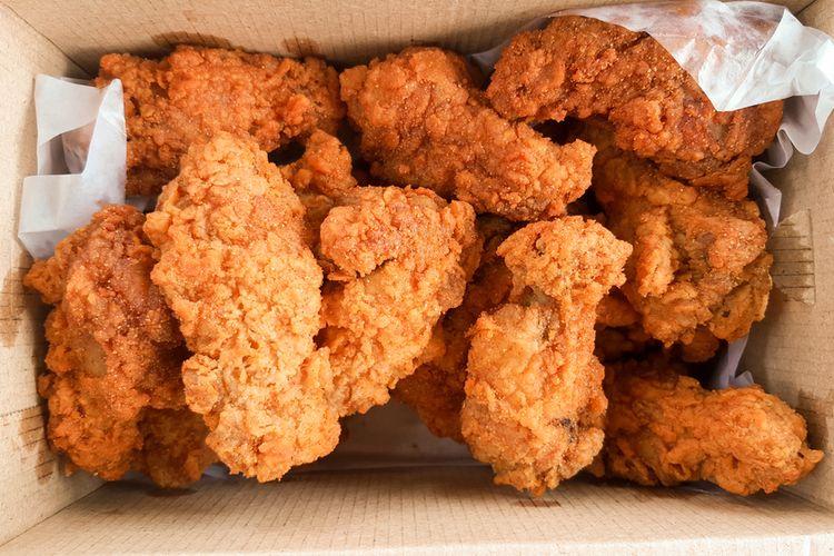 ayam kebab Franchise makanan terlaris 2021